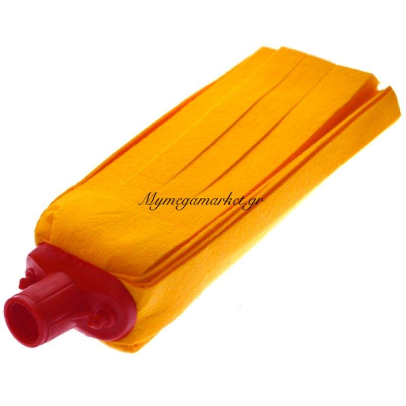 Σφουγγαρίστρα πορτοκαλί γίγας