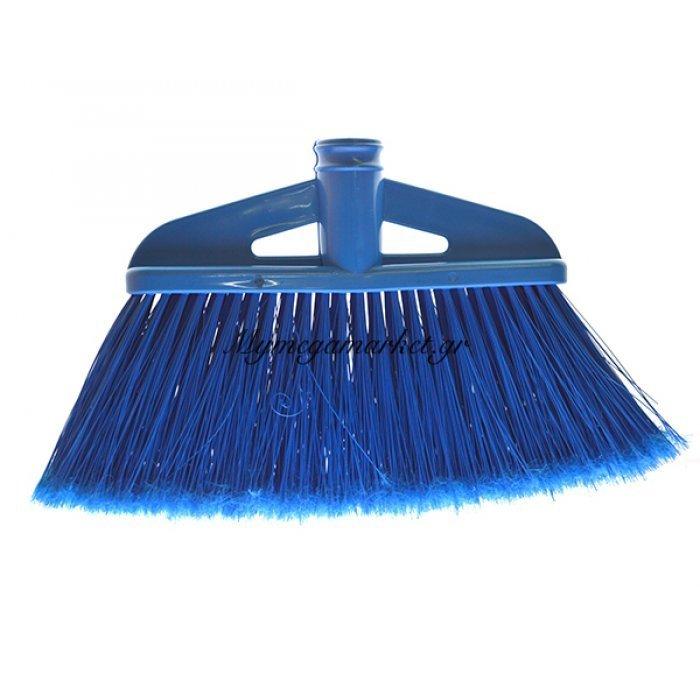 Σκούπα βεντάλια Super σε μπλέ χρώμα | Mymegamarket.gr