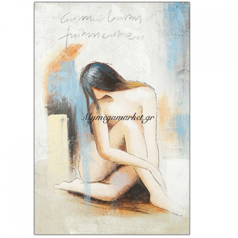 Κάδρο καμβάς σχέδιο κοπέλα Nava 20-023-032 Στην κατηγορία Πίνακες ζωγραφικής | Mymegamarket.gr