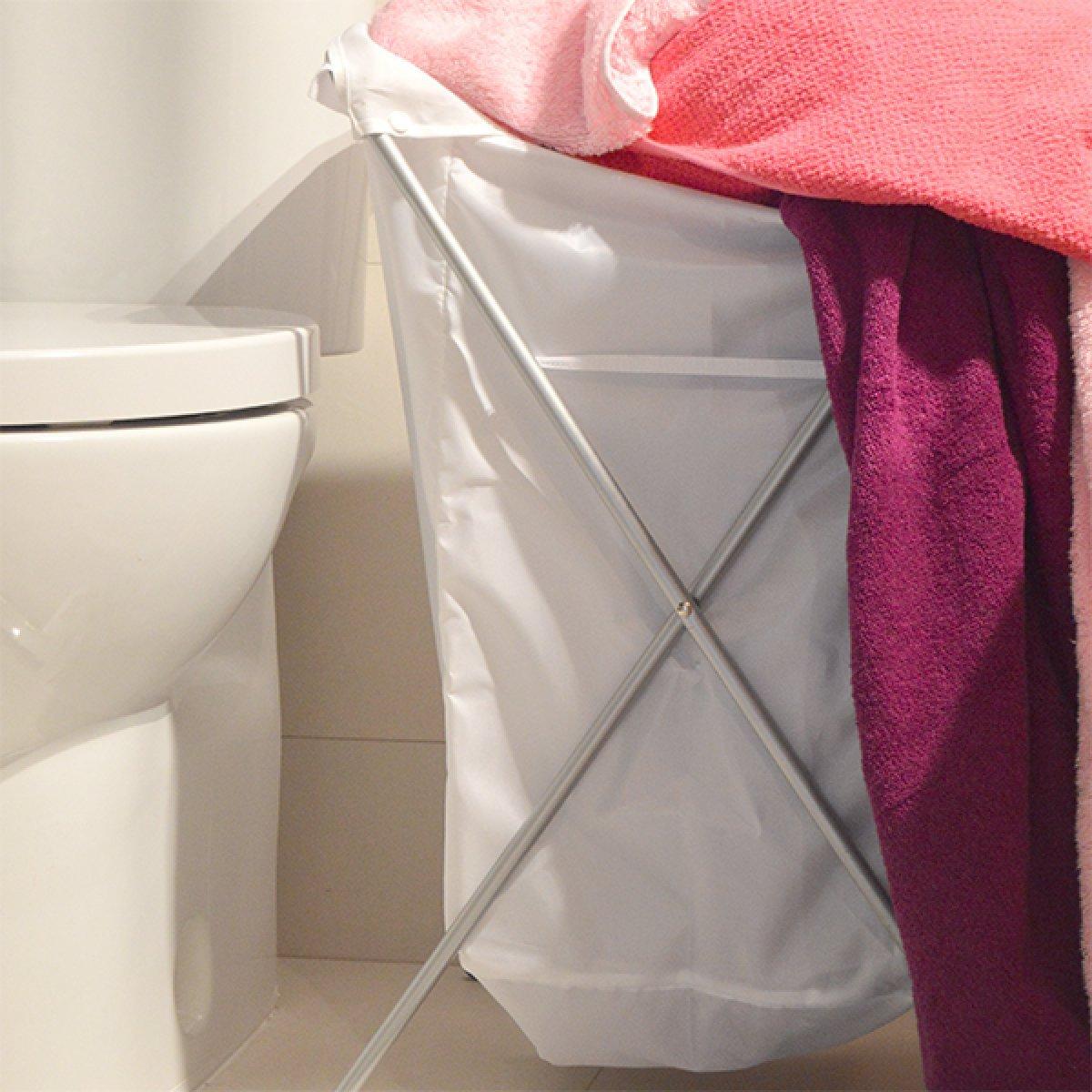 Καλάθια μπάνιου - Κάδοι απλύτων | Mymegamarket.gr