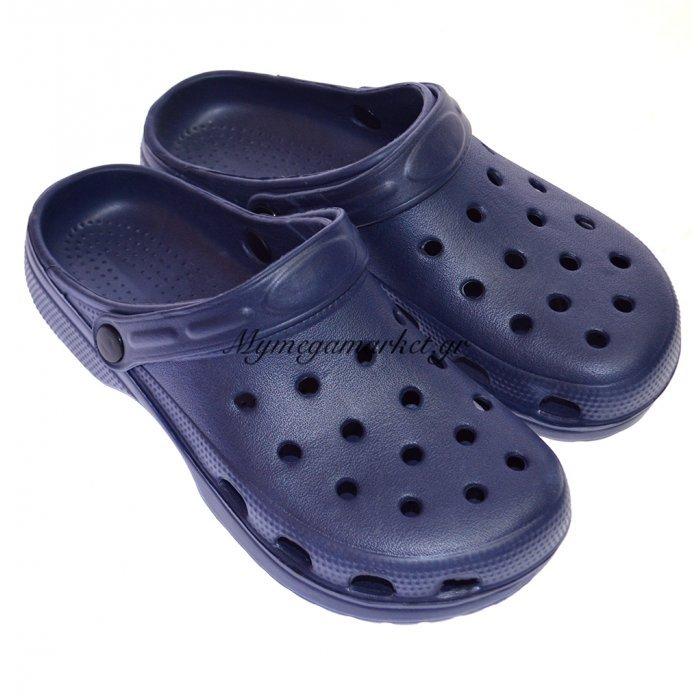Παπούτσι θαλάσσης ανδρικό - Μπλέ σκούρο | Mymegamarket.gr