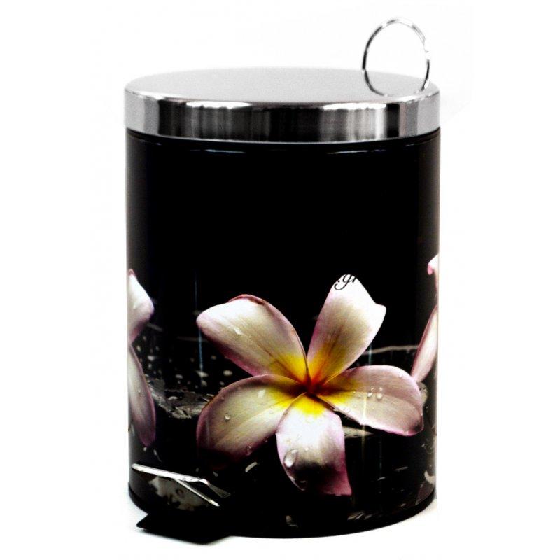 Κάδος μπάνιου - Orchid - Stainless Steel Στην κατηγορία Κάδοι μπάνιου - Πιγκάλ μεταλλικά | Mymegamarket.gr