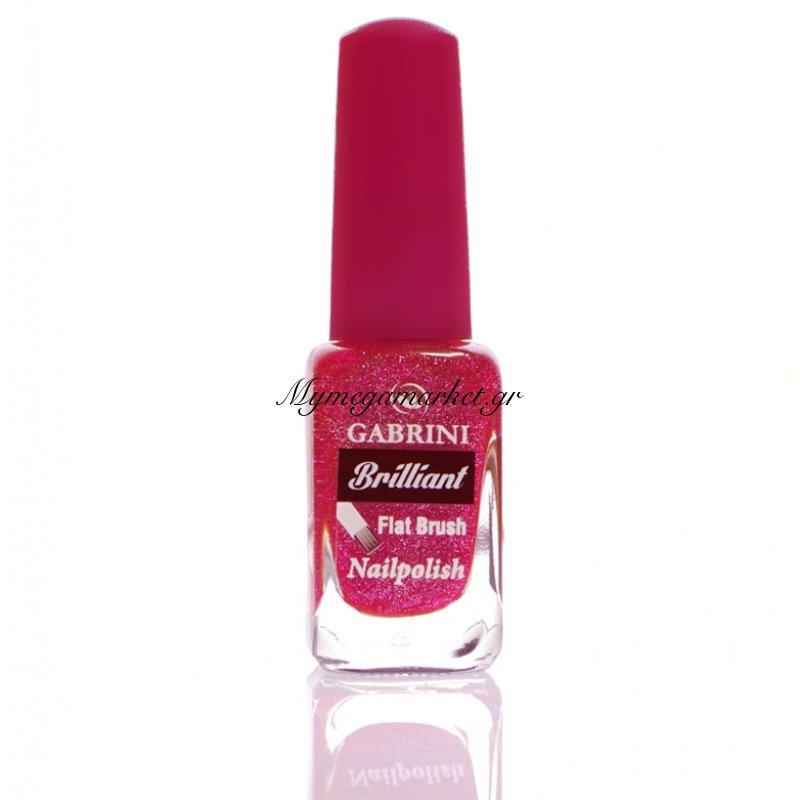 Βερνίκι νυχιών με στρας - Gabrini Cosmetics - NoB-02 Στην κατηγορία Βερνίκια νυχιών - Μανό - Gabrini | Mymegamarket.gr