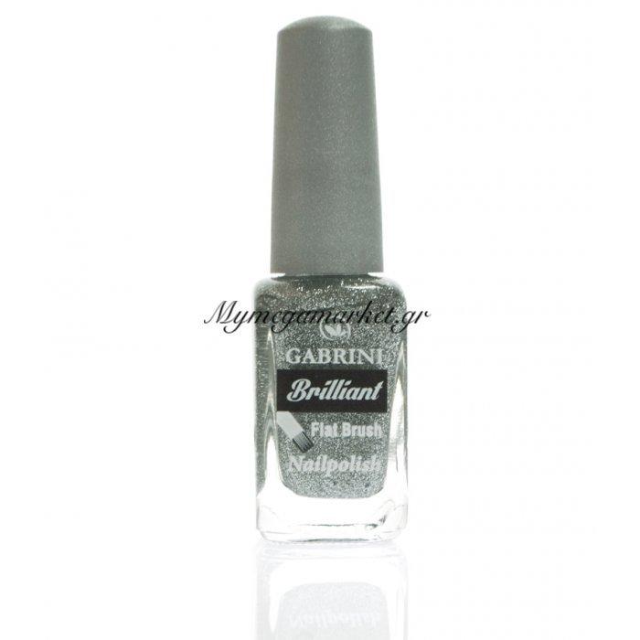 Βερνίκι νυχιών με στρας - Gabrini Cosmetics - NoB-07   Mymegamarket.gr
