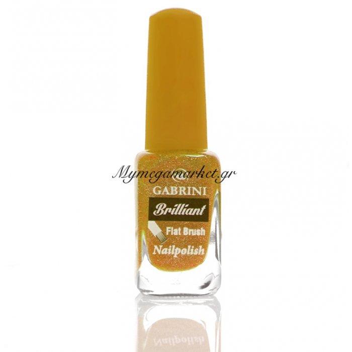Βερνίκι νυχιών με στρας - Gabrini Cosmetics - NoB-08   Mymegamarket.gr
