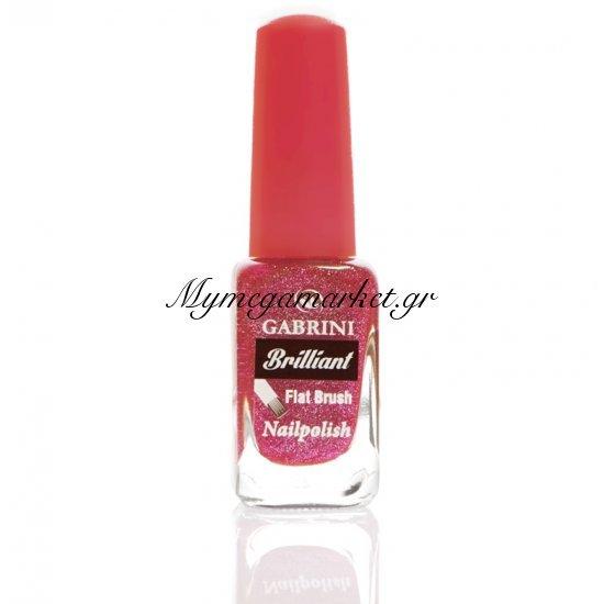 Βερνίκι νυχιών με στρας - Gabrini Cosmetics - NoB-11 Στην κατηγορία Βερνίκια νυχιών - Μανό - Gabrini | Mymegamarket.gr