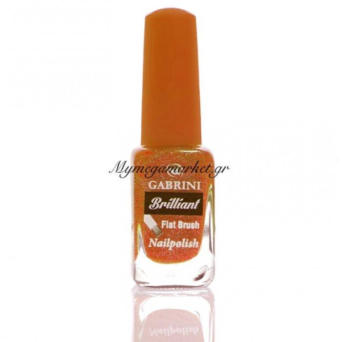Βερνίκι νυχιών με στρας - Gabrini Cosmetics - NoB-18   Mymegamarket.gr
