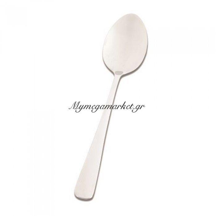 Κουτάλι φαγητού ανοξείδωτο - Simple design - Nava | Mymegamarket.gr