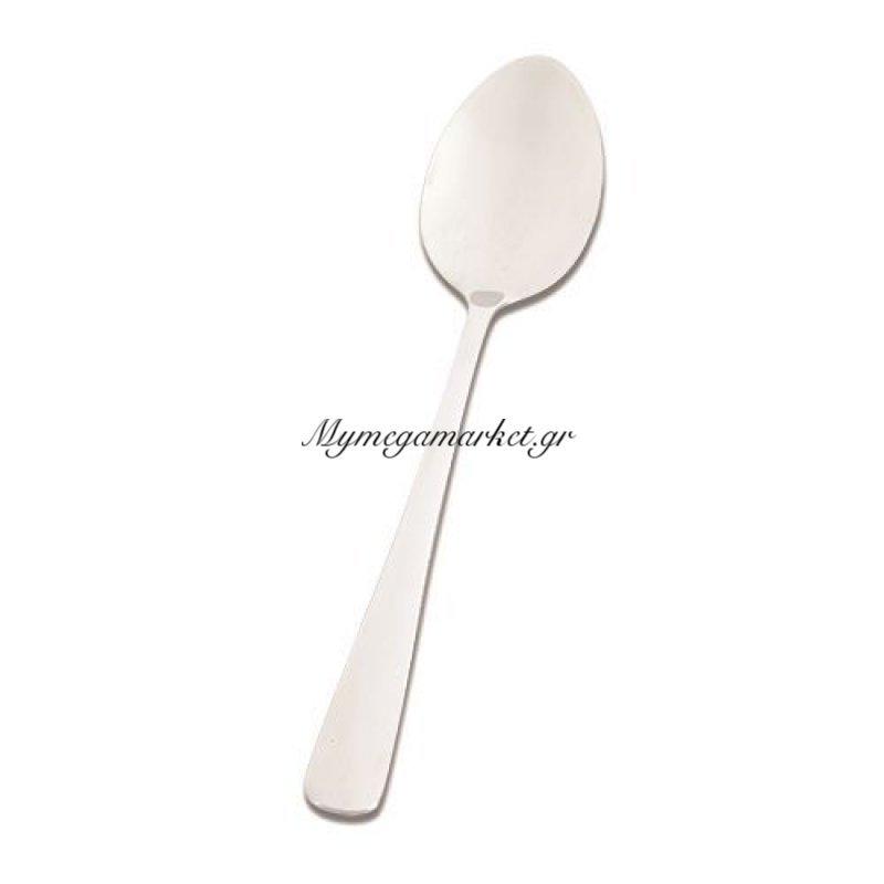 Κουτάλι φαγητού ανοξείδωτο - Simple design - Nava by Mymegamarket.gr