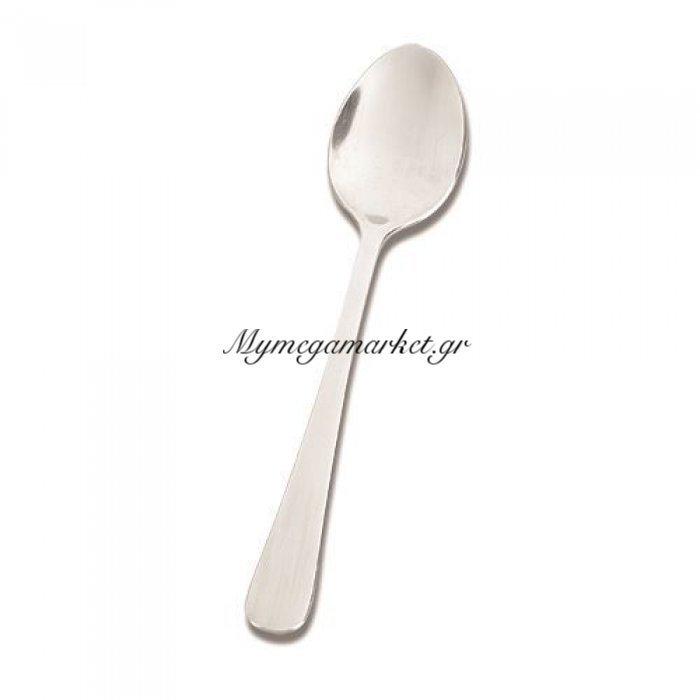 Κουτάλι γλυκού ανοξείδωτο - Simple design - Nava | Mymegamarket.gr