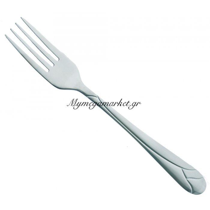 Πιρούνι φαγητού ανοξείδωτο - design - Nava | Mymegamarket.gr