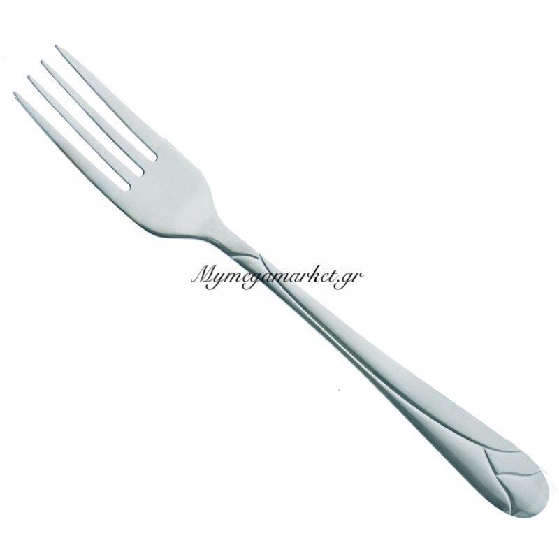 Πιρούνι φαγητού ανοξείδωτο - design - Nava
