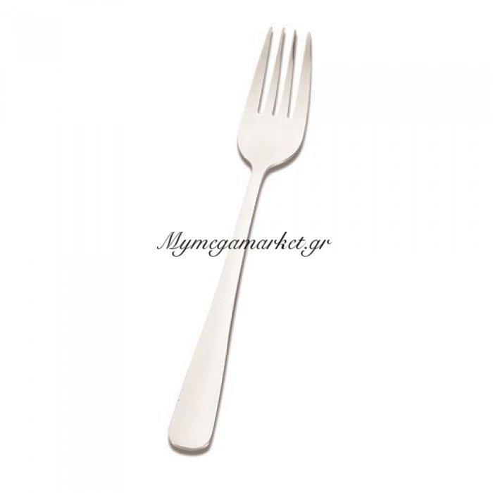 Πιρούνι φαγητού ανοξείδωτο - Simple design - Nava | Mymegamarket.gr