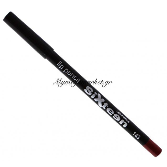 Μολύβι χειλιών - Sixteen cosmetics No 143