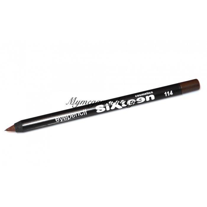 Μολύβι ματιών Sixteen cosmetics No114 | Mymegamarket.gr