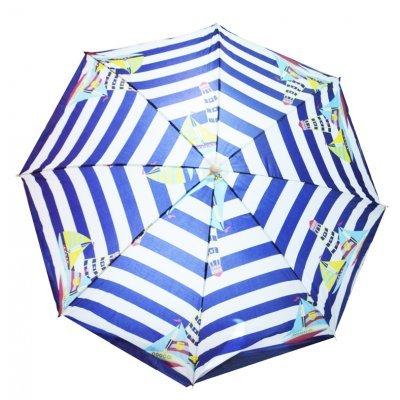 Ομπρέλα θαλάσσης Nylon με σχέδιο Φάρους - 170 cm