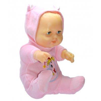 Μωρό παιχνίδι που μιλάει με ρόζ φορμάκι