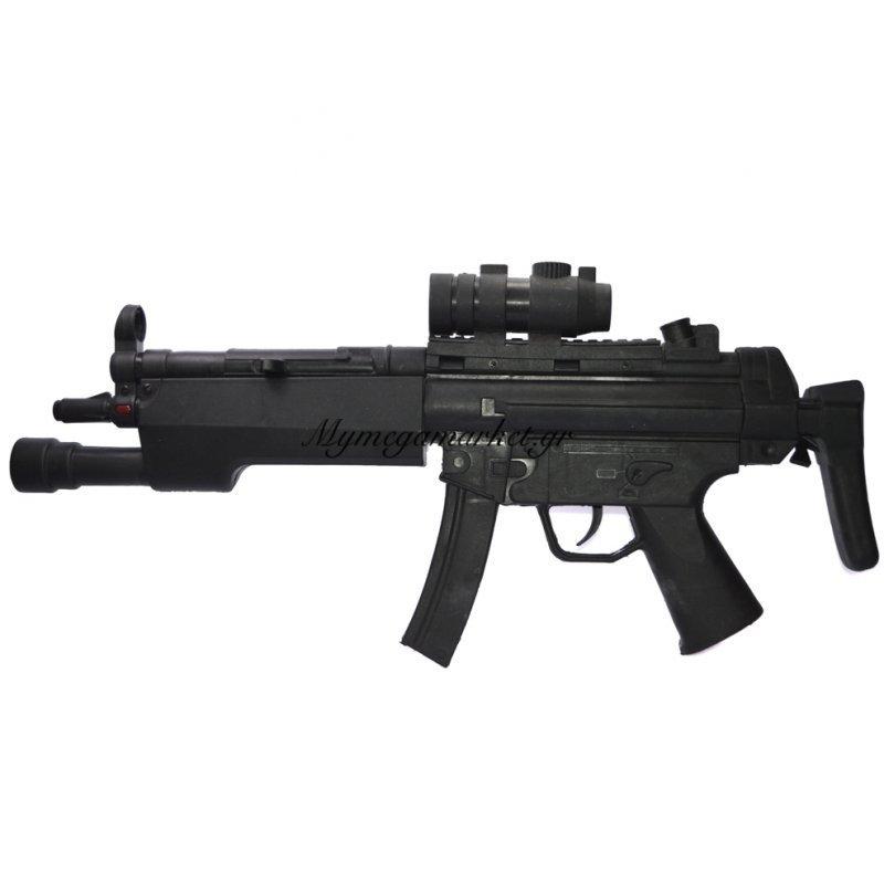 Όπλο αυτόματο για αγόρια με μπαταρία Hd - 2389