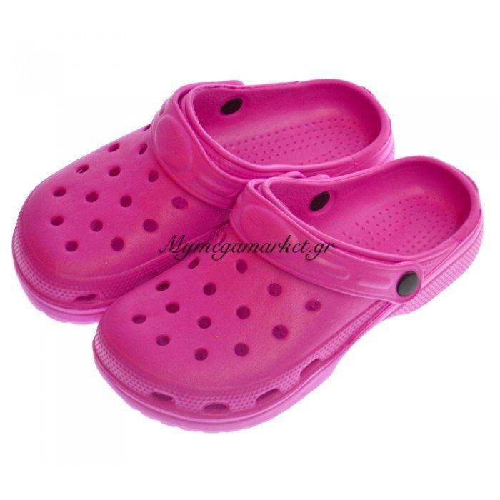 Παπούτσι θαλάσσης για παιδιά σε φούξια χρώμα | Mymegamarket.gr