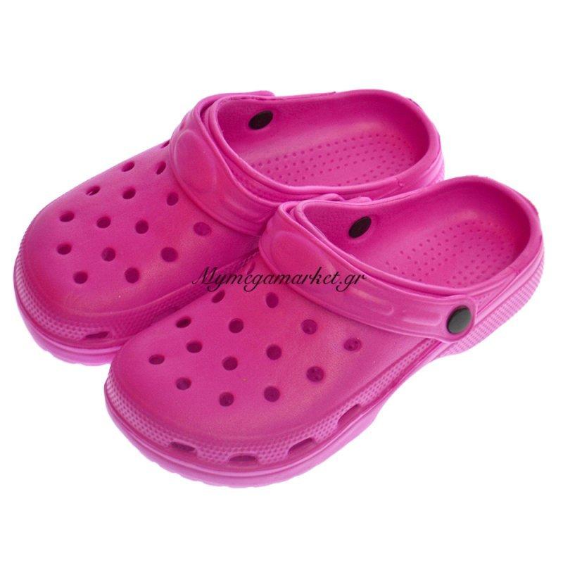 Παπούτσι θαλάσσης για παιδιά σε φούξια χρώμα