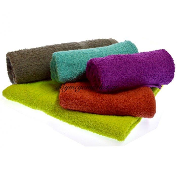 Πετσέτα προσώπου βαμβακερή 50 x 90 cm - Tns | Mymegamarket.gr
