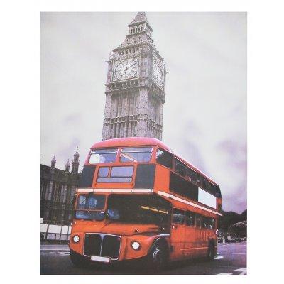 Πίνακας ξύλινος Design - England - No 37