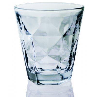 Ποτήρι κρασιού - Γυάλινο - Conical - Rhombus