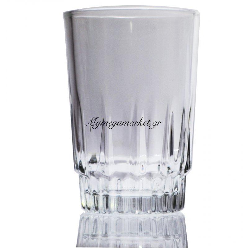 Ποτήρι κρασιού - Γυάλινο - Κλασικό