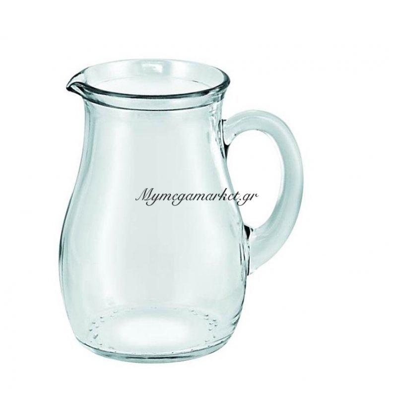 Κανάτα γυάλινη κρασιού Στην κατηγορία Μπουκάλια - Κανάτες - Μποτίλιες | Mymegamarket.gr