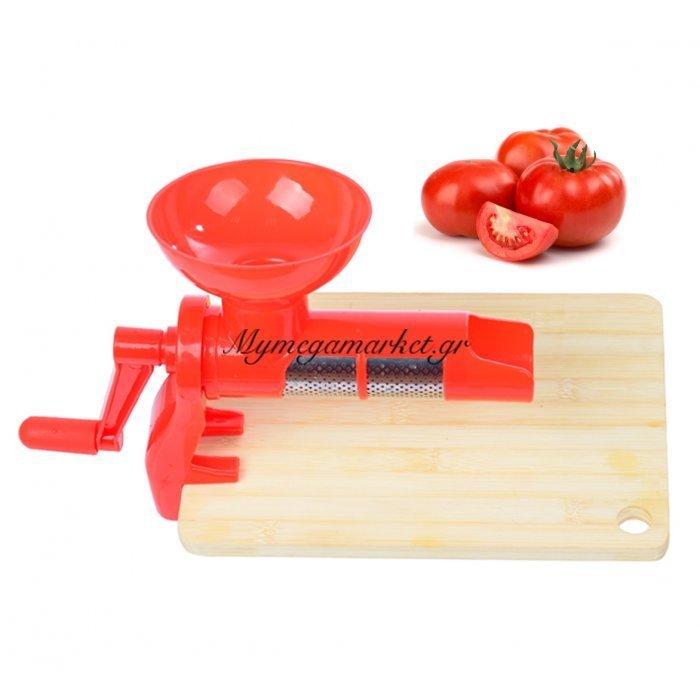 Αποχυμωτής - Πολτοποιητής ντομάτας και φρούτων | Mymegamarket.gr