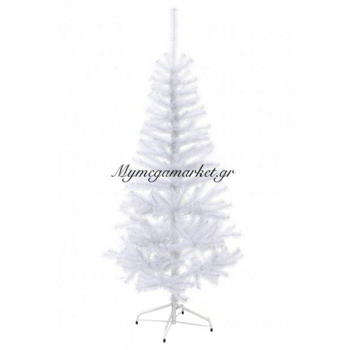 Χριστουγεννιάτικο δέντρο λευκό 120 cm | Mymegamarket.gr