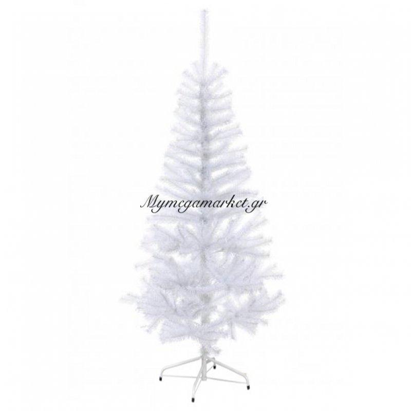 Χριστουγεννιάτικο δέντρο λευκό 120 cm