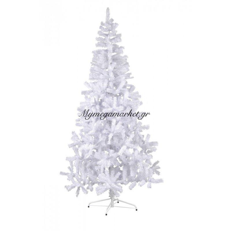 Χριστουγεννιάτικο δέντρο λευκό 180 cm