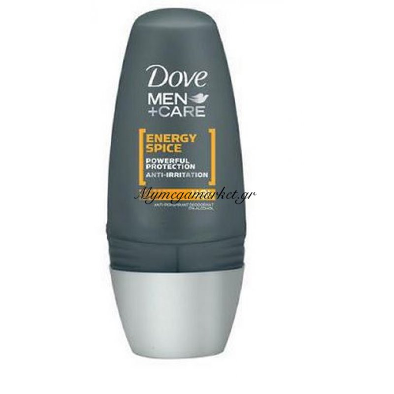 Dove Men Care Energy Spice Roll-On 50ml