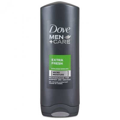Dove men+Care Extra fresh body & face wash