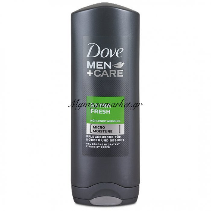 Dove men+Care Extra fresh body & face wash | Mymegamarket.gr