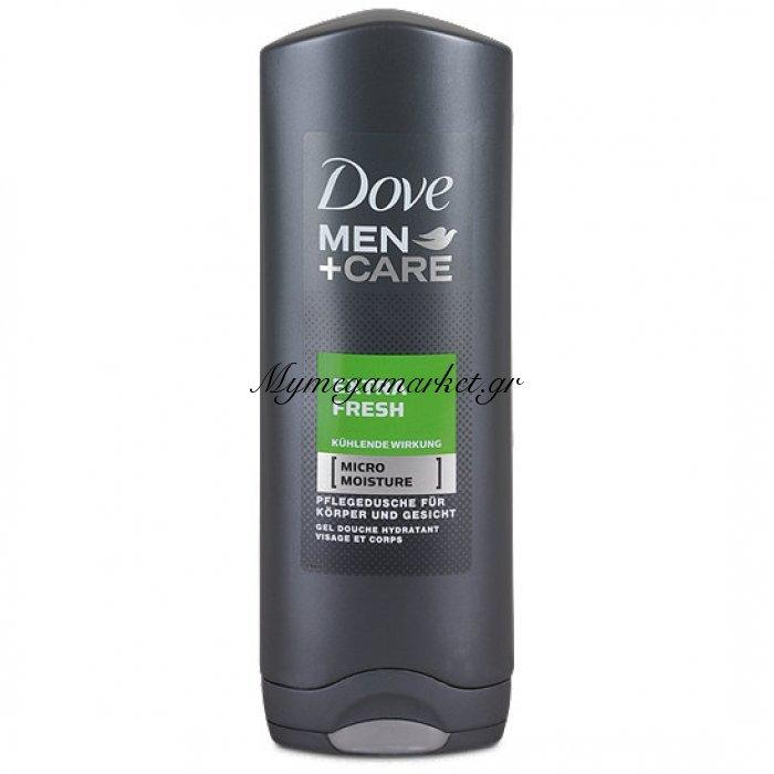 Dove men+Care Extra fresh body & face wash | Mymegamarket.gr