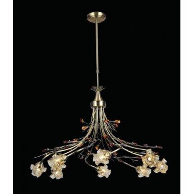 Φωτιστικό οροφής χρυσό - Nava