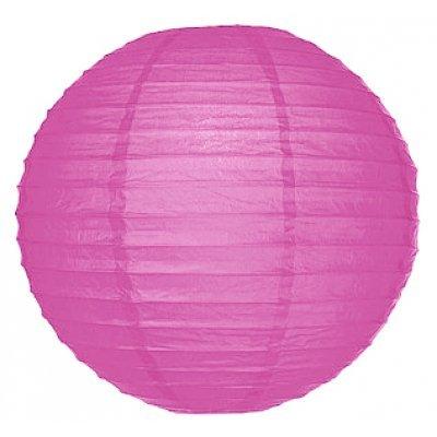 Φωτιστικό ριζόχαρτο σε ρόζ χρώμα