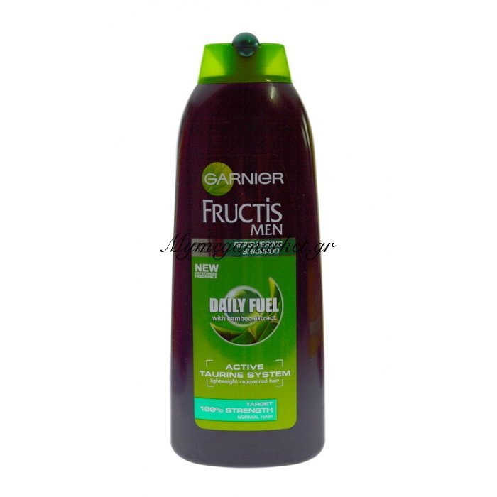 Garnier Fructis Men-Daily Fuel With bamboo Extract (400ml) | Mymegamarket.gr