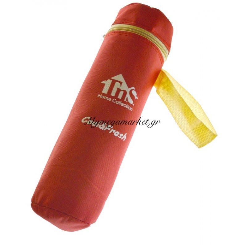 Ισοθερμική τσάντα για μπουκάλι TNS κόκκινο χρώμα
