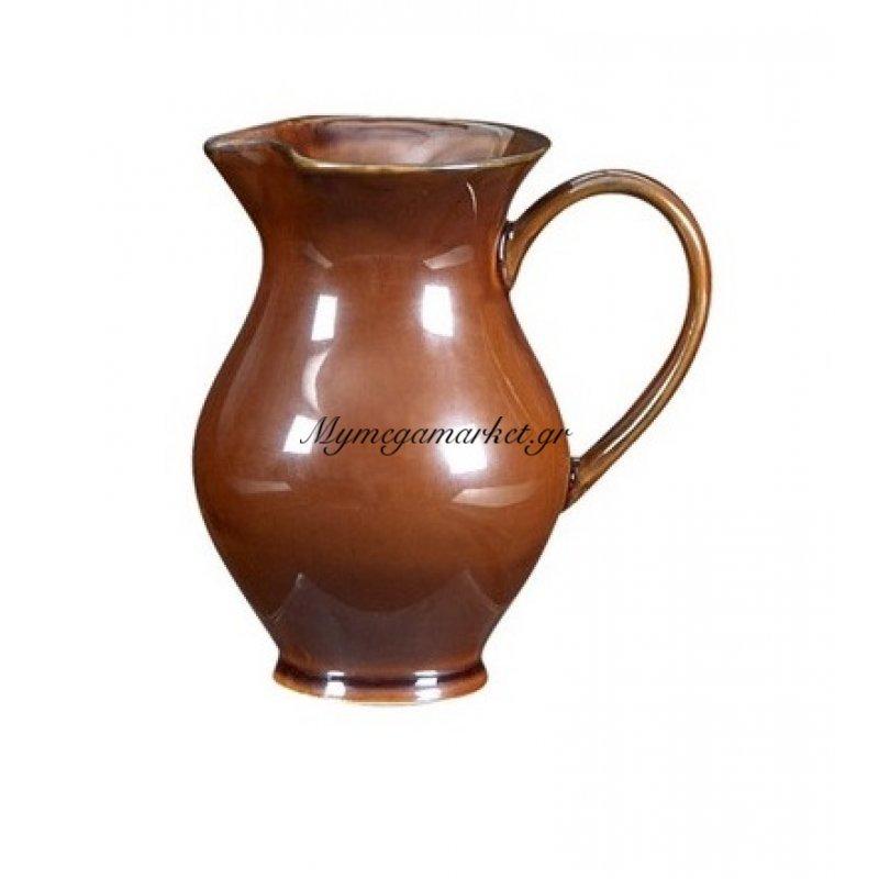 Κανάτα πυρίμαχη stoneware 1Ltr by Mymegamarket.gr