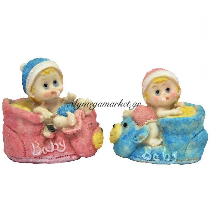 Κεραμικά μωρά διακοσμητικά | Mymegamarket.gr