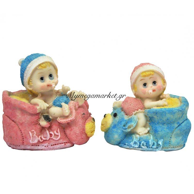 Κεραμικά μωρά διακοσμητικά