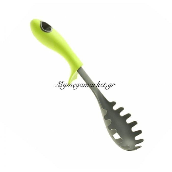 Κουτάλα μακαρονιών nylon με αντιολισθητική λαβή | Mymegamarket.gr