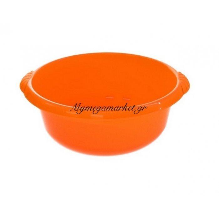 Λεκάνη αχιβάδα Νο 50 σε πορτοκαλί χρώμα | Mymegamarket.gr