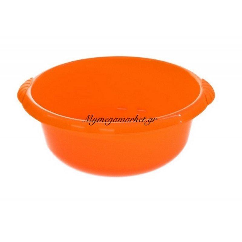 Λεκάνη αχιβάδα Νο 51 σε πορτοκαλί χρώμα