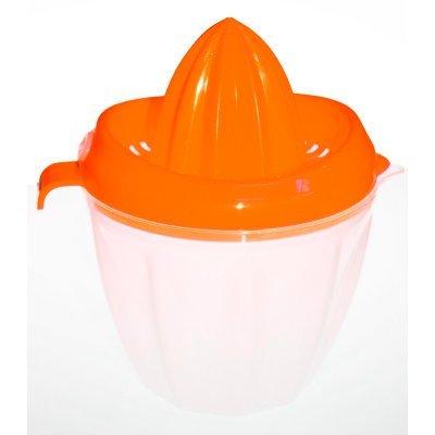 Λεμονοστίφτης πολυτελείας πλαστικός σε πορτοκαλί χρώμα