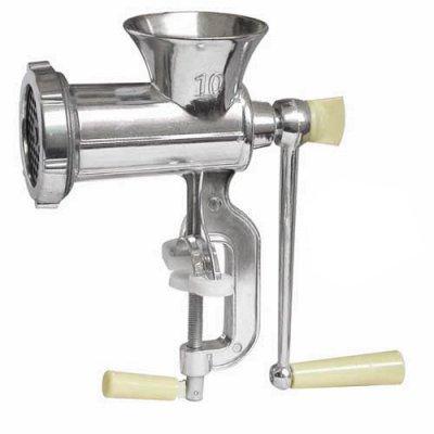 Μηχανή κρέατος χειροκίνητη απο αλουμίνιο Νο 10 TNS