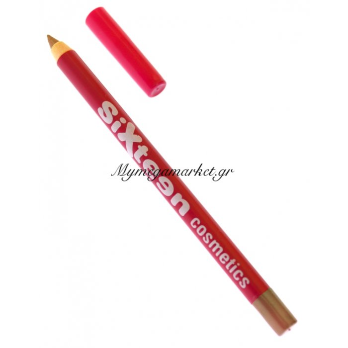 Μολύβι χειλιών Sixteen cosmetics No131 | Mymegamarket.gr